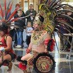 Aztec Dancer Day of the Dead October 2017