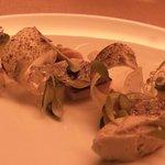 Makrele, Austernsorbet - grandios
