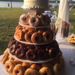 Donut Wedding Cake!