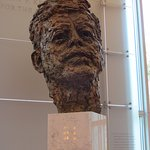 The Bust of the Assassinated President, John Fitzgerald Kennedy (JFK)