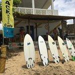 Foto di The Shack Beach Cafe