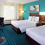 Foto Fairfield Inn & Suites Orlando Lake Buena Vista in the Marriott Village