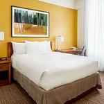 Two-Bedroom Suite – Bedroom