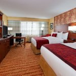 Courtyard by Marriott Fort Wayne Downtown at Grand Wayne Convention Center Foto