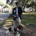 Cecil was a wonderful guide!  His knowledge and love for Savannah was obvious! Our dog, Wrigley