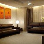 Cosmo Hotel 2-bedroom Suite (Orange) - Sitting Room