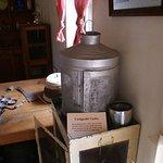 Coolgardie Cooler: for preserving meat