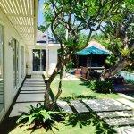 Foto van Chandra Luxury Villas Bali