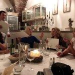 Dinner in La Fleur de Lys