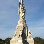 Massive monument