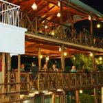 It is near by the Kandy Lake 10 minutes walk to the city.Wooden terrace restaurant open for all.