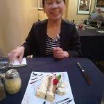 Tiramisu we shared for dessert