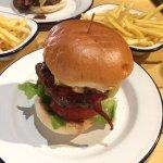 The Combine Burger