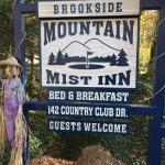 Foto de Brookside Mountain Mist Inn