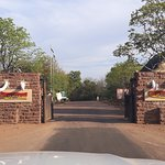 Olifants entrance
