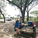 There is a single picnic site in Tembe