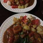Hungarian goulash vegan