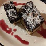 Malberry spongy cake
