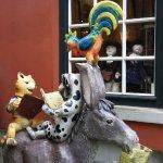 Bremer Stadtmusikanten im Schnoorviertel