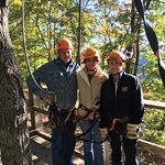 Great time at Wears Valley Zipline Adventures