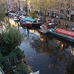 ภาพถ่ายของ The Amsterdam Canal Hotel