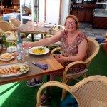 Foto de Restaurante sal marina