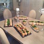 Cotswold Baguettes Beautiful Buffet !