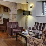 Old Hall - Bar and Dining Area