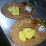 Bilde fra Luna Bistro Cafe Restaurant