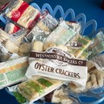 Crackers for the chowder