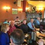 Schuylkill Valley Corvette Club Dinner Visit at Trattoria 903