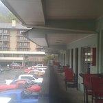 LeConte View Motor Lodge Aufnahme