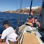 Photo of Santorini Exclusive Sailing Odysseas Sailing Yacht