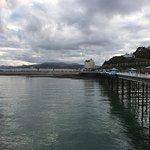 Llandudno Pier Foto