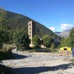 Vista alrededores - Restaurant MALLADOR (Taüll-Lleida)