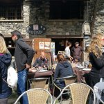 Vista exterior - Restaurant MALLADOR (Taüll-Lleida)
