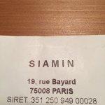 Siamin Foto