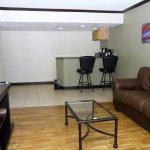 Lobo Suite • Living Room Area