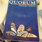 Photo of Restaurant Quorum