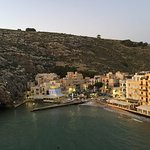 Xlendi Bay is so nice