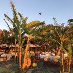 Das Kymata A la carte Restaurant am Strand