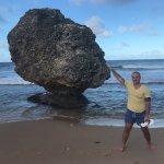 Bathsheba Rock and I