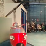 Photo de Piaggio Museum