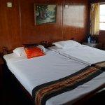 Cabin top deck