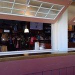 Interior of Restaurant-Bar