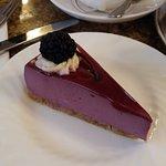 Autumn Berry Cheesecake