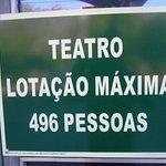 Centro Municipal de Cultura: teatro