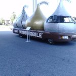 The Kissmobile