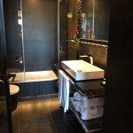 Wonderful bath amenities