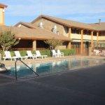 Swimming Pool, Saddleback Inn & Conference Center, Oklahoma City Oklahoma